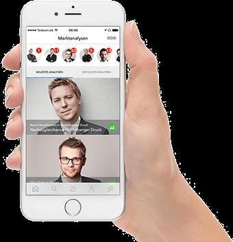 CFD Trading App von nextmarkets