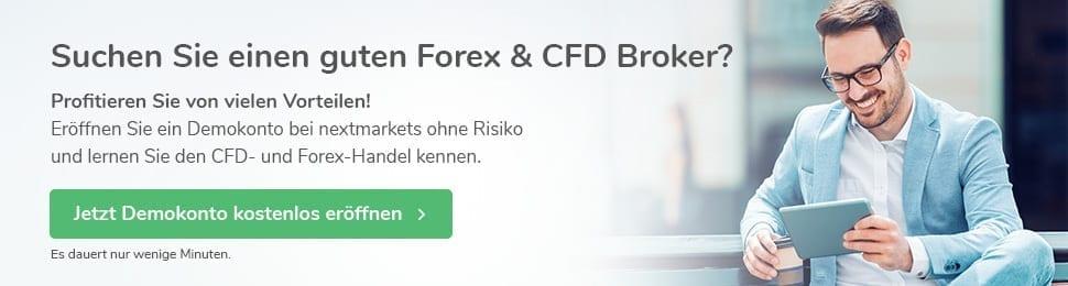 Forex und CFD Handel